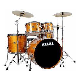 TAMA RL52KH6 节奏伴侣架子鼓 带镲片 (原木色)