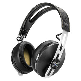 森海塞尔(Sennheiser) MOMENTUM Wireless Black  (M2 AEBT Black) 无线蓝牙头戴式耳机