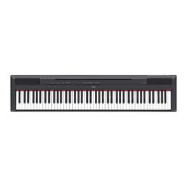 雅马哈(YAMAHA) P115B  88键初学者专业重锤电钢琴 (黑色)
