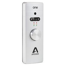 Apogee One for Mac 2进2出专业录音外置USB声卡