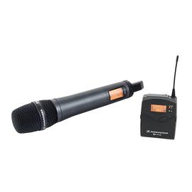 森海塞尔(Sennheiser) ew 135-p G3 手持无线麦克风套装 动圈采访话筒