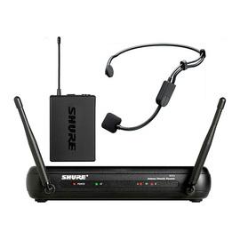 舒尔(SHURE) SVX14/PGA31演出无线头戴式电容麦克风