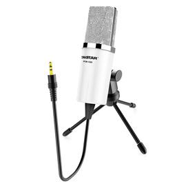 得胜(TAKSTAR) PCM-1200 电容式录音麦克风(白色)