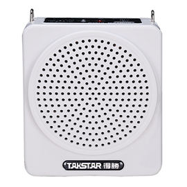 得胜(TAKSTAR) E180C 便携式数字扩音器 导游 (白色)