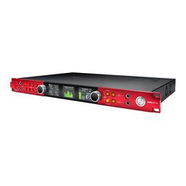 富克斯特(Focusrite) RED 8Pre 红网 64进64出雷电音频接口Protools|HD接口8话放专业声卡