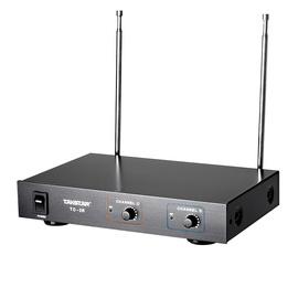 得胜(TAKSTAR) TC-2R KTV/演出VHF无线麦克风(接收机) (橙+蓝)