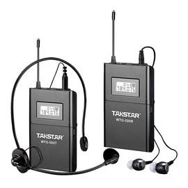得胜(TAKSTAR) WTG-500无线传声系统 导游同声传译电教 可多接收搭配