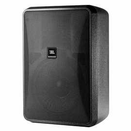 JBL Contral28-1L 8寸专业会议壁挂音箱 背景音乐广播全天候 黑色(只)