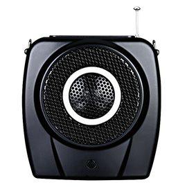 得胜(TAKSTAR) E9M 大功率教师专用/导游扩音器 录音插卡音箱FM收音 带遥控