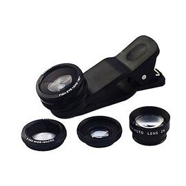 爱派赛(APEXEL) APL-CX4 四合一180度鱼眼广角微距增距手机镜头套装