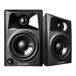 美奥多(M-AUDIO) AV32 AV系列3寸桌面监听音箱(一对装)