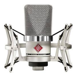 纽曼(Neumann) TLM 102 大振膜电容人声录音主播直播麦克风(带防震架)