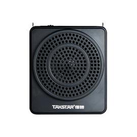得胜(TAKSTAR) E180M 便携式扩音器(支持插卡、U盘功能) (黑色)