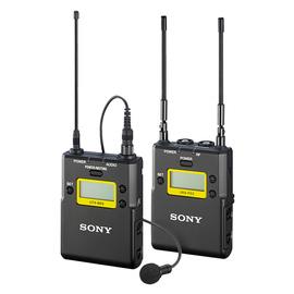 索尼(SONY) UWP-D11 小蜜蜂单反无线话筒 直播/采访领夹麦克风