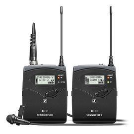 森海塞尔(Sennheiser) EW112P G4 领夹式专业无线麦克风 摄像机影视录音话筒