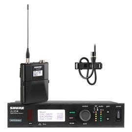 舒尔(SHURE) ULXD14/MX150B/C-TQG 无线领夹麦克风专业演唱演讲话筒