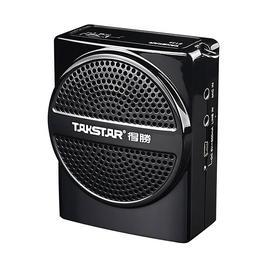 得胜(TAKSTAR) E136 扩音器 教师讲课户外导游专用便携式迷你扩音器小蜜蜂 黑色