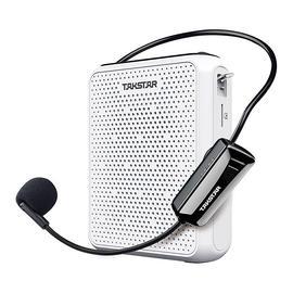 得胜(TAKSTAR) E300W 教师导游专用便携式无线扩音器 白色