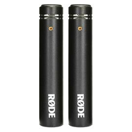 罗德(RODE) M5 Pair 小振膜电容话筒吉他钢琴乐器录音麦克风(一对装)