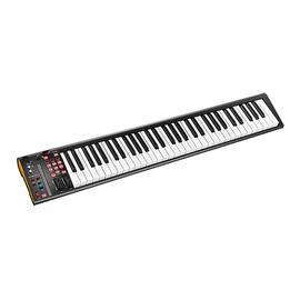 艾肯(iCON) iKeyboard 6S VST 自带声卡功能的61键 MIDI 键盘控制器