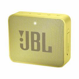 JBL GO2升级版音乐金砖二代无线蓝牙音箱户外便携迷你小音箱 (黄色)