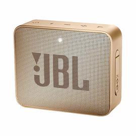 JBL GO2升级版音乐金砖二代无线蓝牙音箱户外便携迷你小音箱 (金色)