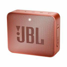 JBL GO2升级版音乐金砖二代无线蓝牙音箱户外便携迷你小音箱 (粉色)