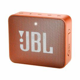 JBL GO2升级版音乐金砖二代无线蓝牙音箱户外便携迷你小音箱 (橙色)