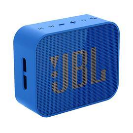 JBL GO PLAYER无线蓝牙音箱户外便携迷你小音响低音TF卡FM收音机 (蓝色)