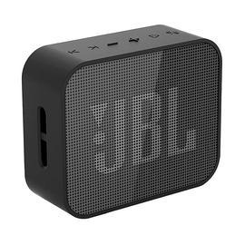 JBL GO PLAYER无线蓝牙音箱户外便携迷你小音响低音TF卡FM收音机 (黑色)