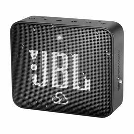 JBL go smart2音乐魔方二代便携式人工智能蓝牙音箱 沈月同款(黑色)