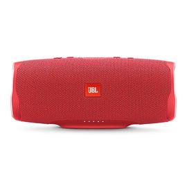 JBL CHARGE4音乐冲击波4便携迷你蓝牙音箱 低音炮防水支持串联 (红色)