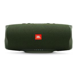 JBL CHARGE4音乐冲击波4便携迷你蓝牙音箱 低音炮防水支持串联 (绿色)