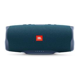 JBL CHARGE4音乐冲击波4便携迷你蓝牙音箱 低音炮防水支持串联 (蓝色)