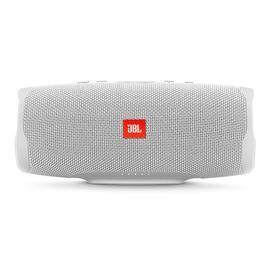 JBL CHARGE4音乐冲击波4便携迷你蓝牙音箱 低音炮防水支持串联 (白色)