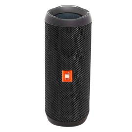 JBL FLIP4音乐万花筒蓝牙无线音响户外便携迷你防水HIFI音箱 (黑色)