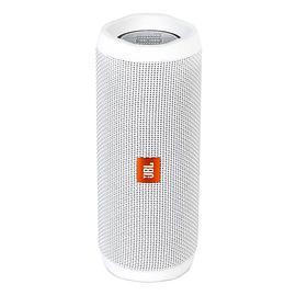 JBL FLIP4音乐万花筒蓝牙无线音响户外便携迷你防水HIFI音箱 (白色)