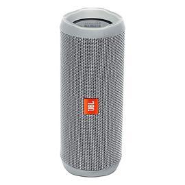 JBL FLIP4音乐万花筒蓝牙无线音响户外便携迷你防水HIFI音箱 (灰色)