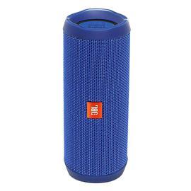JBL FLIP4音乐万花筒蓝牙无线音响户外便携迷你防水HIFI音箱 (蓝色)