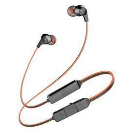 JBL T120BT 无线蓝牙耳机 运动跑步手机音乐入耳式耳塞带线控 (黑色)