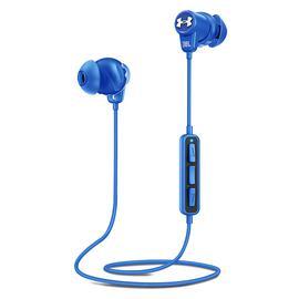 JBL UA 1.5 升级版安德玛无线蓝牙耳机 运动跑步入耳式耳塞带线控  (蓝色)
