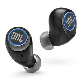 JBL free 真无线蓝牙运动耳机 入耳式防水耳塞 (黑色)