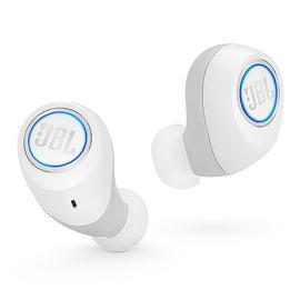 JBL free 真无线蓝牙运动耳机 入耳式防水耳塞 (白色)