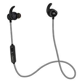 JBL Reflect mini BT 无线蓝牙运动耳机 运动跑步入耳式耳塞带线控 (黑色)