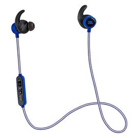JBL Reflect mini BT 无线蓝牙运动耳机 运动跑步入耳式耳塞带线控 (蓝色)
