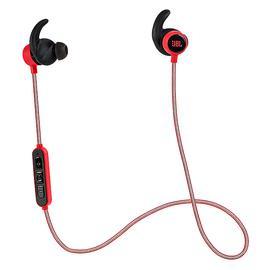 JBL Reflect mini BT 无线蓝牙运动耳机 运动跑步入耳式耳塞带线控(红色)