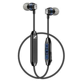 森海塞尔(Sennheiser) CX 6.00BT IN-Ear Wireless 无线蓝牙耳机 入耳式运动耳塞带线控