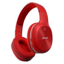 漫步者(Edifier) W800BT 无线蓝牙头戴式耳机 跑步运动手机音乐电脑游戏耳麦 (烈焰红)