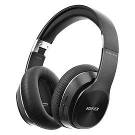 漫步者(Edifier) W820BT 无线蓝牙耳机 头戴式可折叠跑步运动手机音乐电脑游戏耳麦 (黑色)
