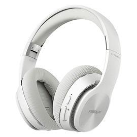 漫步者(Edifier) W820BT 无线蓝牙耳机 头戴式可折叠跑步运动手机音乐电脑游戏耳麦 (白色)
